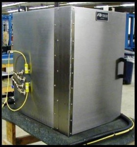 Series 3700 HT Ovens
