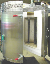 coke testing systems