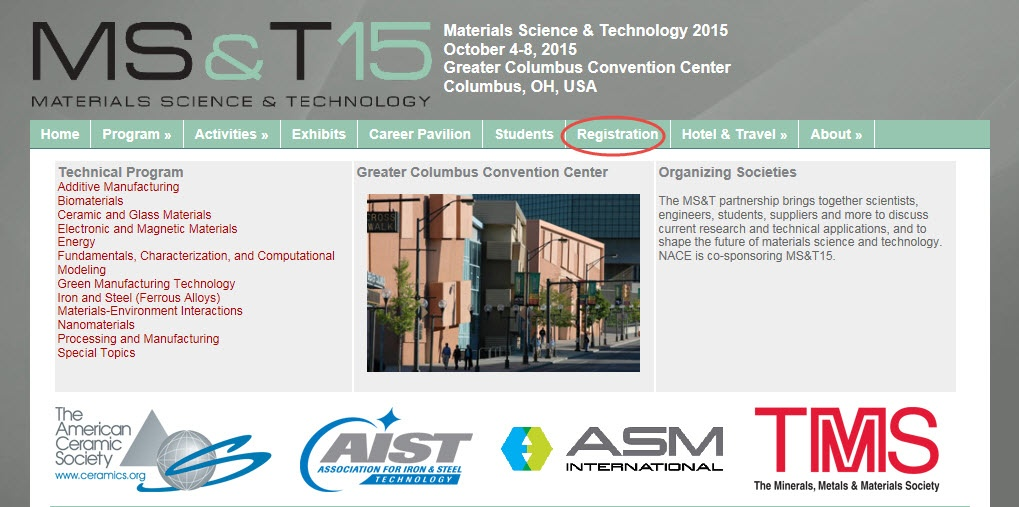 Materials Science and Technology 2015
