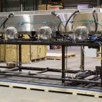 Custom 3420 Split Tube Furnace