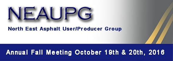NEAUPG Annual Fall Meeting 2016