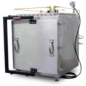 Custom Series 3350 High Temperature Box Furnace