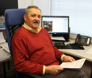 Tawn Harshall Employee Spotlight