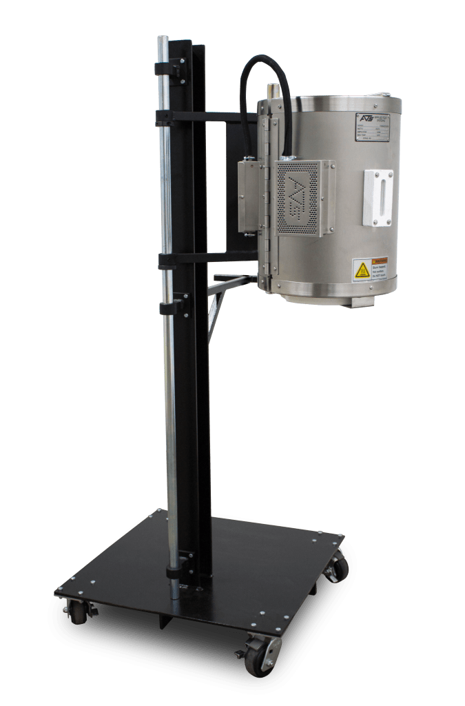 Product Spotlight: Portable Furnace Dolly | Applied Test Systems