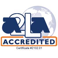 A2LA Accreditation